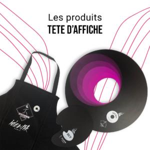 Produits TETE D'AFFICHE