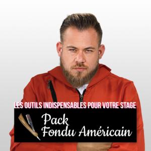 Pack Fondu Américain