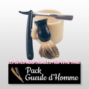 Pack Gueule d'Homme