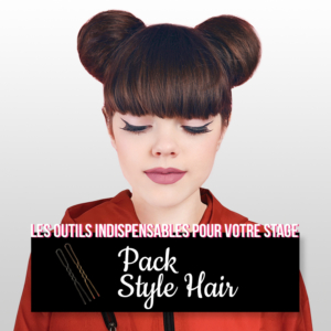 Pack Style Hair